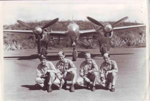 Air reconnaissance pilots