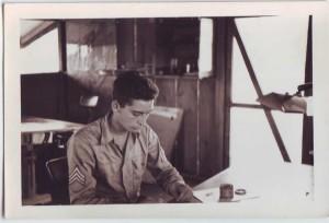Eugene Neubauer - photo reconnaissance processing