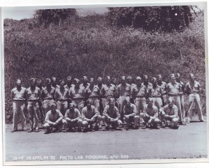 28th photo recon group photo. Kippapa Field Hawaii, 28 April 1944