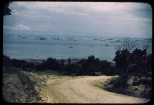 Okinawa Ships in Bay