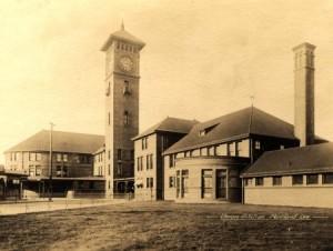 Portland Train Station (circa 1940)
