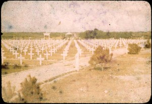 Marine Cemetery 1945