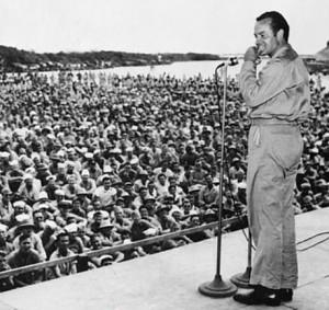 Bob Hope, USO Tour, WWII