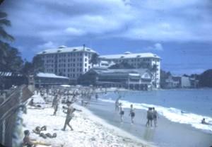 Honolulu, circa 1944